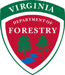 The Virginia DOF logo