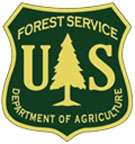 The U.S Forest Service North East area logo